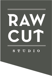 Raw Cut Studio Logotyp